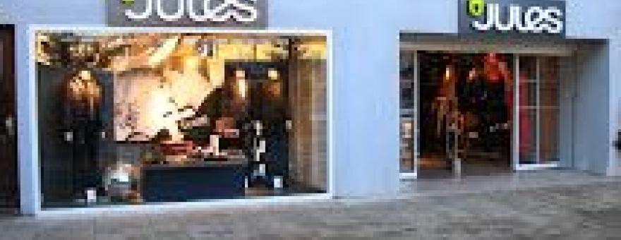 JULES, magasin Prêt à Porter à Pontarlier Commerce