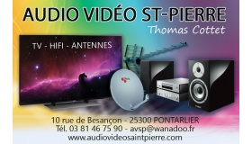 AUDIO VIDEO SAINT-PIERRE
