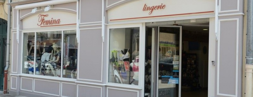 femina lingerie magasin lingerie pontarlier commerce pontarlier centre. Black Bedroom Furniture Sets. Home Design Ideas