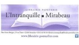 L'INTRANQUILLE-MIRABEAU LIBRAIRIE